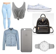 """""""citaa"""" by yarlin-perez on Polyvore featuring Topman, Vans, BeiBaoBao, Native Union and Topshop"""