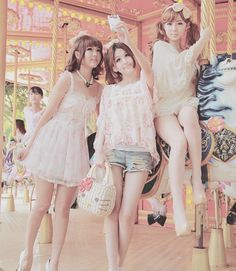 Girly Japanese Dress Fashion <3