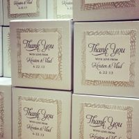 Welcome Bags | Luster Designs on Paper