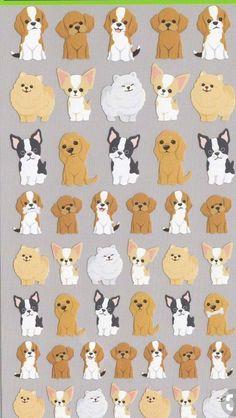 Felt Animals, Cute Animals, Quiet Book Patterns, Xmas Tree Decorations, Felt Dogs, Dog Illustration, Marianne Design, Felt Ornaments, Christmas Dog