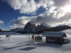 #HOTELS #SWD #GREEN2STAY Tirler - Dolomites Living Hotel, Seiser Alm / Alpe di Siusi  We wish you a happy Sunday!!! Greeting from the #Seiser Alm / Alpe di Siusi!!!  www.hotel-tirler.com  #Dolomiti Superski #Rabanser & Co. #Südtirolfans #Dolomiten #Südtirol bewegt - Alto Adige da vivere #Luis Trenker — at Seiser Alm - Alpe di Siusi.