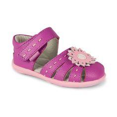 Grip 'n' Go™ Sabine Purple Berry   #kids #shoes #pediped #children #childrenswear #fashion #kidswear #ss17