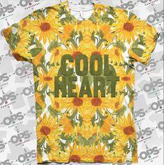 Camiseta Cool Heart