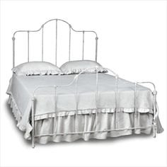Bayview Iron Bed