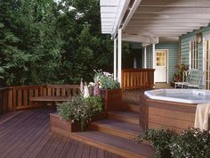 Pictures Homes With Decks Treated With Sherwin Williams Paint Stain   Yahoo  Image Search Results