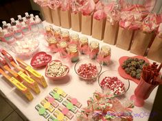 Sweet Shoppe Candy Party On A Budget