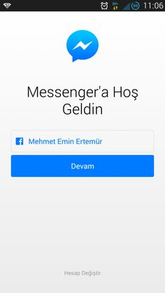 Android İçin Yeni Facebook Messenger 3 Sürümü http://www.ertemur.com/android-icin-yeni-facebook-messenger-3-surumu/