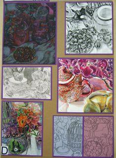 higher expressive development A Level Art Sketchbook, Sketchbook Ideas, Textiles Sketchbook, High School Art Projects, Art School, Advanced Higher Art, Art Journal Inspiration, Creative Inspiration, Art Inspo