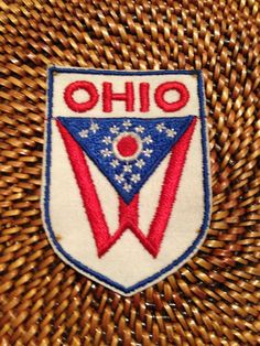 Ohio Travel Patch by Voyager by HeydayRetroMart on Etsy, $4.00