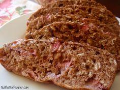 Chocolate Strawberry Bread