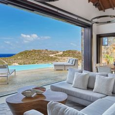 Soak up the Sunshine at This Oceanfront Villa in the British Virgin Islands