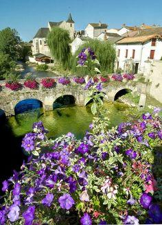 en région Poitou Charente