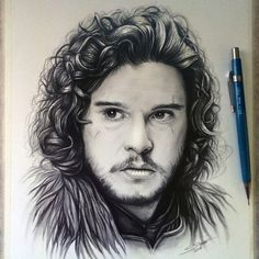 jon_snow_drawing___game_of_thrones_by_lethalchris-d9hcgto.jpg (1024×1024)