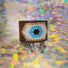 Peyote Beading, Peyote Patterns, Beading Patterns, Beaded Jewelry, Beaded Bracelets, Cat Crafts, Bijoux Diy, Diy, Necklaces