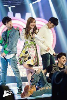 Jinhwan soohyun jinhyeong yunhyeong ikon mix amp match yg more