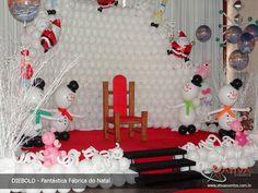 Evento DIEBOLD - Fantástica Fábrica do Natal