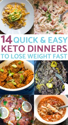 Best keto crockpot meals including chicken breast recipes like crack chicken, chicken thighs, ribs, soups and freezer meals and keto crockpot dump recipes that the whole family will love! Recipes easy dinners. Mexican Chicken Recipes, Low Carb Chicken Recipes, Low Carb Dinner Recipes, Keto Chicken, Crack Chicken, Keto Dinner, Slow Cooker Tomato Soup, Slow Cooker Salsa, Slow Cooker Ribs