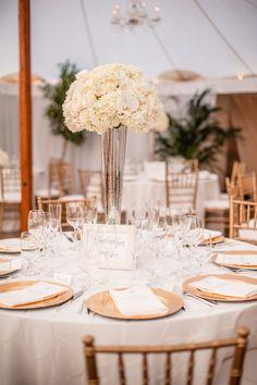 Wedding decor by Amy McLaughlin Lifestyles. #newburyport #newburyportwedding #centerpiece #weddingplanner #AmyMcLaughlinLifestyles