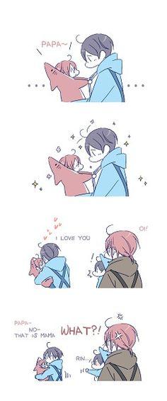 Haru & Rin *-*