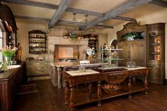 Colleyville Residence - traditional - kitchen - dallas - Dallas Design Group, Interiors