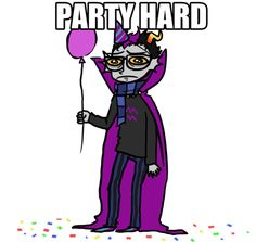 You are Invited to a party,What do?