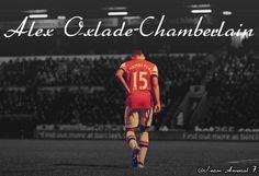 Alex Oxlade-Chamberlain #Arsenal