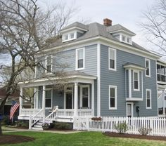 1922 american foursquare norfolk va interesting home exteriors pinterest amerikanische. Black Bedroom Furniture Sets. Home Design Ideas