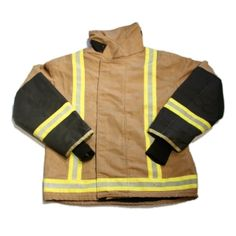 UK Fire Fighter Used Jacket