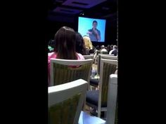 """Jason Isaacs Phoenix Comicon """"I kicked Dobby down the stairs."""""""