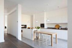 Fehér tágas konyha2 - konyha / étkező ötlet, modern stílusban