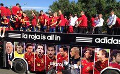 Viva la Roja!!!!!