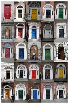 Painting+Your+Front+Door+Black   consider painting your front door when i was in ireland i fell in love ...