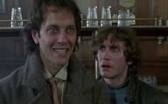 It's 1969 and two unemployed actors in Camden Town are struggling to stay afloat. While the Summer of Love zeitgeist is raging on in other parts of the country, Marwood (Paul McGann) and Withnail… Withnail And I, Paul Mcgann, Marc Bolan, Best Mate, London Pubs, Aerosmith, Film Stills, Jimi Hendrix, Summer Of Love