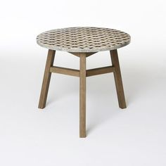 Mosaic Tiled Bistro Tables | West Elm