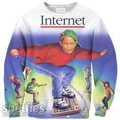 Internet Kids Sweater – Shelfies