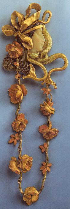 René Jules Lalique (1860 — 1945)