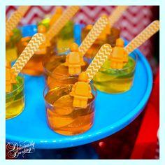 Deliciously Darling | The Lego Movie | Birthday Party | Lego Desserts