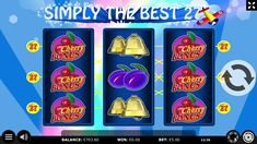 """Try your luck and play our """"Simply the Best 27 Go"""" game on our Kajot Casino website. Maybe the 15 FREE SPINS will soon be yours..."""