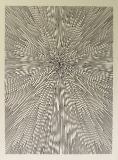 ORIGINALS — Faye Bell Abstract Line Art, Abstract Drawings, Generative Art, Illusion Art, Daily Drawing, Op Art, Doodle Art, Art Reference, Illustration Art