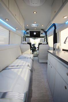 Van Conversion Layout, Van Conversion Interior, Sprinter Van Conversion, Camper Van Conversion Diy, Campervan Bed, Campervan Interior, Sprinter Camper, Bus Camper, Truck Camping