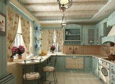 Gallery.ru / Фото #1 - кухня моей мечты - semynova