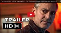 Tomorrowland Official Trailer