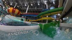 Napfényfürdő Aquapolis Szeged Anaconda (green night) 360° VR POV Onride Anaconda, Water Slides, Vr, Night, Green, Travel, Viajes, Trips, Traveling