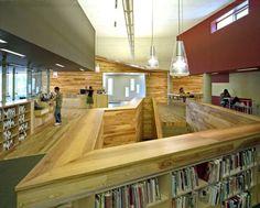 Ann Arbor District Library in Ann Arbor, Michigan