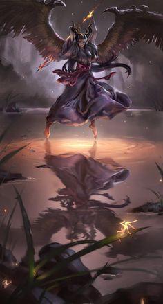 "gameraddictions: ""artist: Chengwei Pan set 1 """