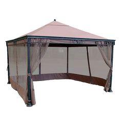 Sears JRA Furniture Gazebo Replacement Canopy