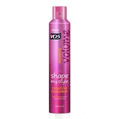 Shape My Style Dramatic Volume Creation Hairspray Product Image