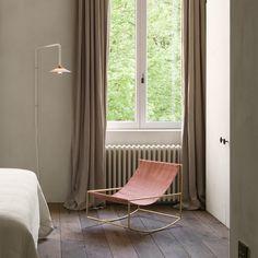 Muller van Severen furniture design at The Apartment in Copenhagen, Denmark