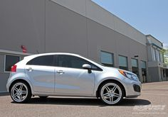 photo 1 Kia  Rio5 custom wheels Giovanna G-Racing Tokyo 19x, ET , tire size / R19. x ET