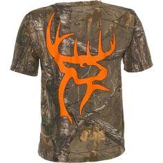 Buck Commander Adults' Realtree Xtra Camo T-shirt